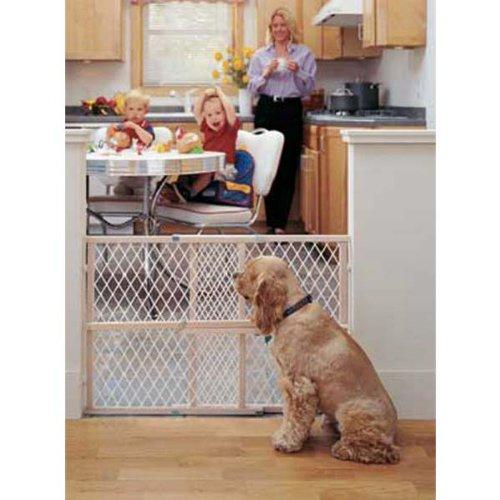 Mesh Dog Gate front-896754
