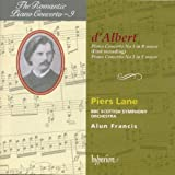 Piers Lane The Romantic Piano Concerto, Vol. 09 d'Albert