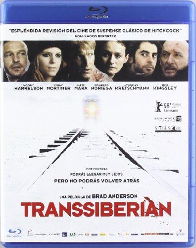 Transsiberian [Blu-ray]