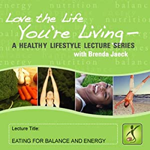 Eating for Balance and Energy Speech