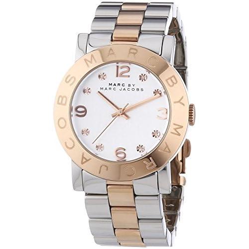 [マークバイマークジェイコブス] MARC BY MARC JACOBS 腕時計 Amy Crystal エイミークリスタル MBM3194 レディース [並行輸入品]