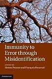 Immunity to Error through Misidentification: New Essays