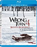Wrong Turn 4: Bloody Beginnings (Unrated) [Blu-ray + DVD]