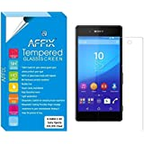 "AFFIX [2.5D Round Edge] Premium Tempered Glass For Sony Xperia Z3 Plus / Z3 Plus Dual (5.2"" Display)"