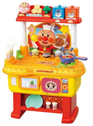 Anpanman to tap love cooking show [Japan toy awards 2014 girls / toy award of excellence]