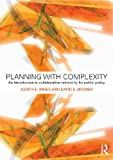 img - for Planning with Complexity: An Introduction to Collaborative Rationality for Public Policy book / textbook / text book