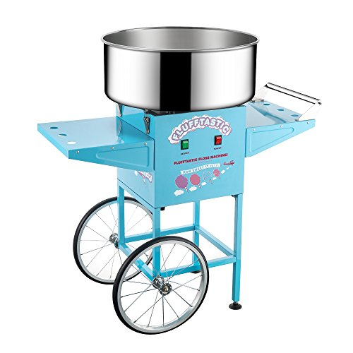 Great Northern Popcorn Flufftastic Cotton Candy Machine Floss Maker With Cart (Sugar Candy Maker compare prices)