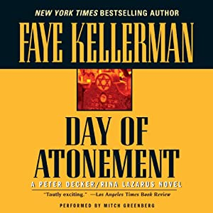 Day of Atonement Audiobook