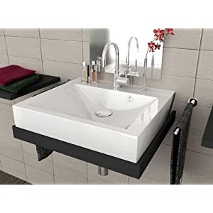 waschbecken bad design waschbecken waschtische als aufsatzwaschbecken f r moderne bad wc. Black Bedroom Furniture Sets. Home Design Ideas