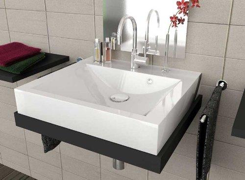 Waschbecken Aufsatzwaschbecken für das Badezimmer WC ...