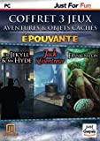 Dr Jekyll & Mr Hyde + Frankenstein + Mystery Murders