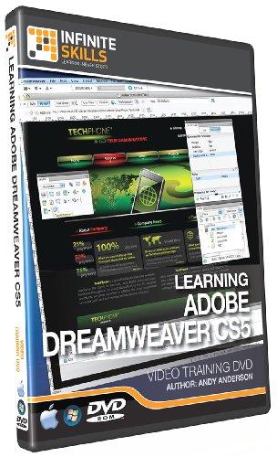 Infinite Skills Adobe Dreamweaver CS5 Training DVD - Tutorial Video (PC/Mac)