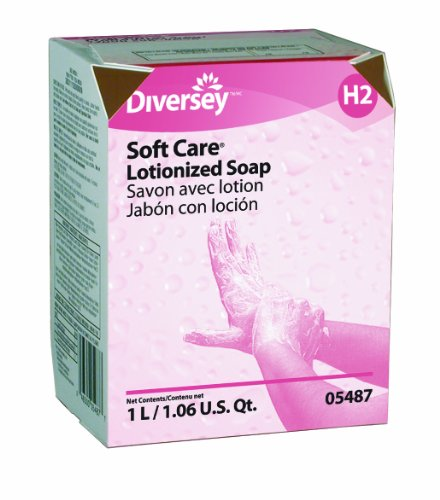 Soft Care Lotionized Hand Soap 1000 ml. Cartridge (Pack of 12)