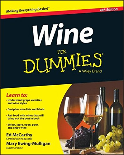 Download Wine For Dummies
