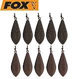 10 Fox Bleie Horizon Leads Karpfenbleie Wirbelbleie Blei