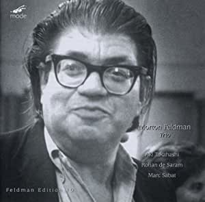 Feldman Edition, vol. 1Trio.