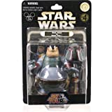 Star Wars Star Tours Disney Action Figures - Bad Pete as Boba Fett