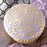 Lakeland Ornate Cake Decorating Stencils x 2