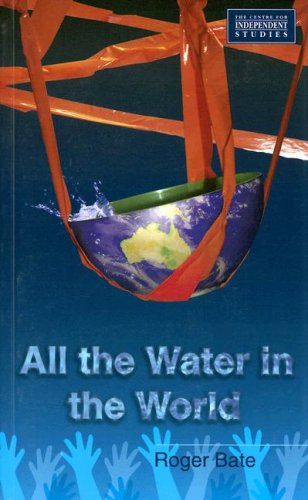 All the Water in the World (Cis Policy Monographs,)