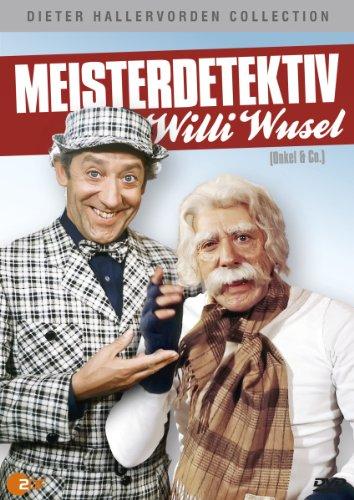 Meisterdetektiv Willi Wusel - Dieter Hallervorden