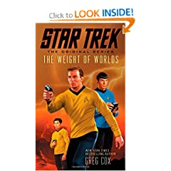 Star Trek: The Original Series: The Weight of Worlds by