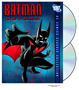 Batman Beyond Season One Dc Comics Classic Collection from Warner Home Video