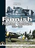 img - for Finnish Fighter Colours Vol. 1 book / textbook / text book