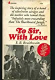 To Sir, with love (A Pyramid Book)