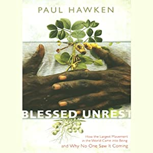 Blessed Unrest Audiobook