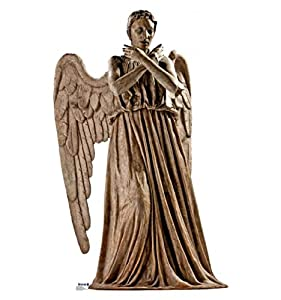 Weeping Angel - BBC's Doctor Who - Advanced Graphics Life Size Cardboard Standup
