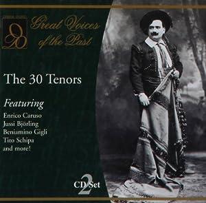 30 Tenors