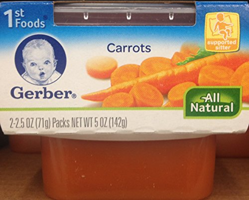 Ingredients In Gerber Baby Food front-849682
