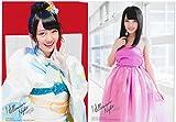 AKB48 公式生写真 ハロウィン・ナイト 通常盤封入特典 2種コンプ 【向井地美音】