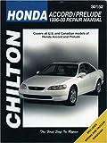 Honda--Accord/Prelude: 1996-00