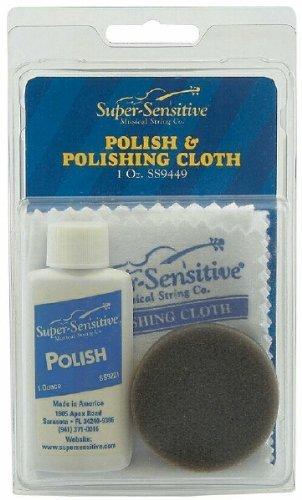 Super Sensitive 9449 1 Oz. Polish Kit
