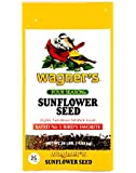 Wagner's 76027 Oil Sunflower, 25-Pound Bag