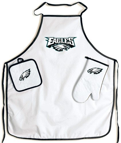 Philadelphia Eagles Grilling Apron Set