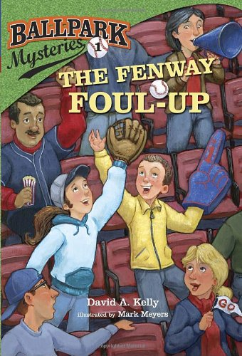 Ballpark Mysteries #1: The Fenway Foul-up (A Stepping Stone Book(TM)) PDF