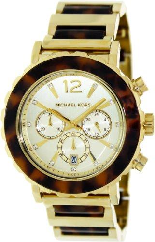 Tortoise Chronograph Women'S Watch