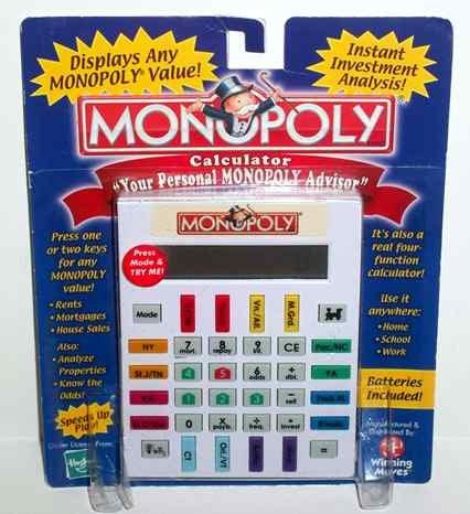 Monopoly Calculator - Your Personal Monopoly Advisor