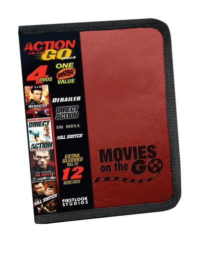 Action on the Go Pack: Derailed/Direct Action/In Hell/Kill Switch (Direct Action Pack compare prices)