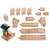 Fisher-Price Thomas the Train Wooden Railway Deluxe Figure 8 Expansion Track Pack