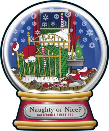 Naughty or Nice? 2012  Sweet Red Wine 750ml