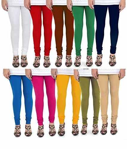 LGRL-Cotton-Churidar-Leggings-in-Dark-MaroonLight-Pink-ColorVM200238