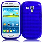 Cell Accessories For Less (TM) For Samsung Galaxy S III mini i8190 TPU Cover Case - Blue - By TheTargetBuys