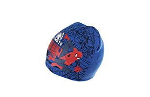 MARVEL Gorro Ultimate Spider (Azul)