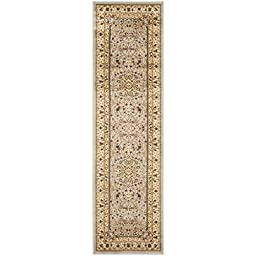 Safavieh Lyndhurst Collection LNH213G Traditional Oriental Medallion Grey and Beige Runner (2\'3\
