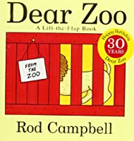 Dear Zoo: A Lift-the-Flap Book by Little Simon