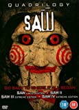 Saw Quadrilogy [DVD]