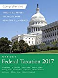 img - for Pearson's Federal Taxation 2017 Comprehensive Plus MyAccountingLab with Pearson eText -- Access Card Package (30th Edition) book / textbook / text book